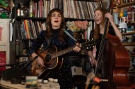 Jenny Lewis' NPR Tiny Desk Set Showcases Her Songwriting Prowess