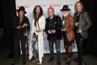 Joey Kramer Rejoins Aerosmith Onstage at Las Vegas Show