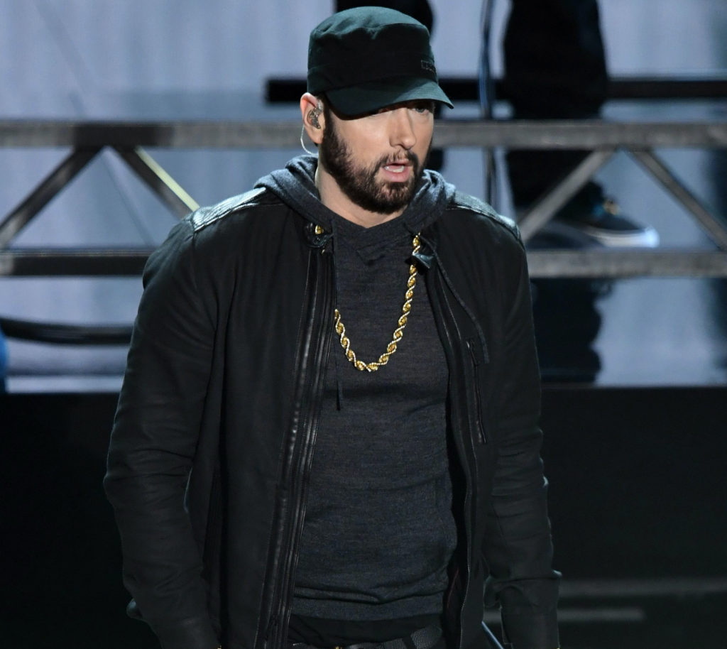 "King On Twitter A Heavyweight Collaboration Https: Oscars 2020: Watch Eminem Perform ""Lose Yourself"""