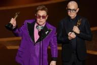 """Oscars 2020: Elton John's """"(I'm Gonna) Love Me Again"""" Wins Best Original Song"""