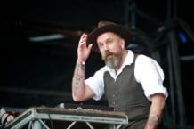 Andrew Weatherall Apple Cart Festival