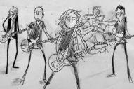 Pearl Jam Share Animated 'Superblood Wolfmoon' Video