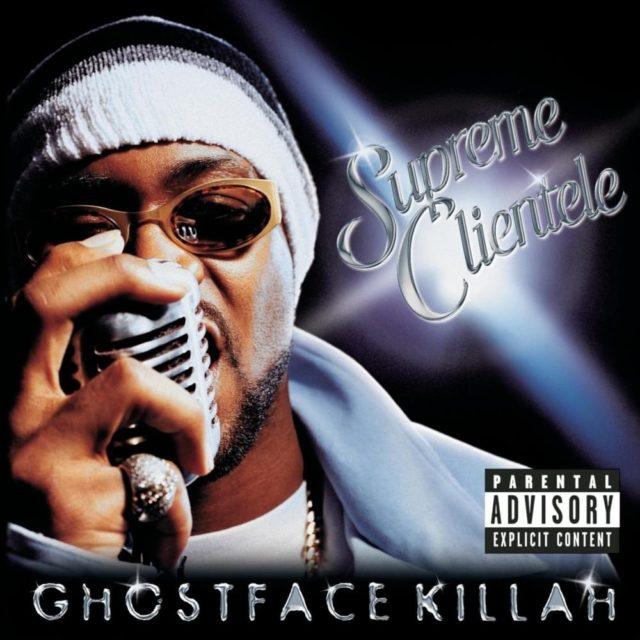 Ghostface Killa Supreme Clientele Album cover