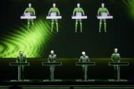 Kraftwerk Returning to North America for 3-D Summer Concert Tour