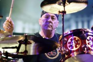 Toronto Blue Jays Catcher Pays Tribute to Rush Drummer Neil Peart