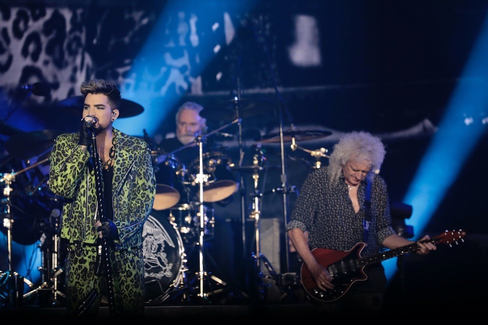 Queen Performs Famous 1985 Setlist for the First Time