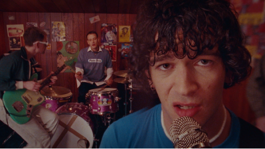 "The 1975 ""Me & You Together Song"" Video shot"