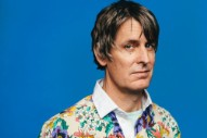 Stephen Malkmus' Face Turns Into an Instagram Filter in 'Shadowbanned' Video