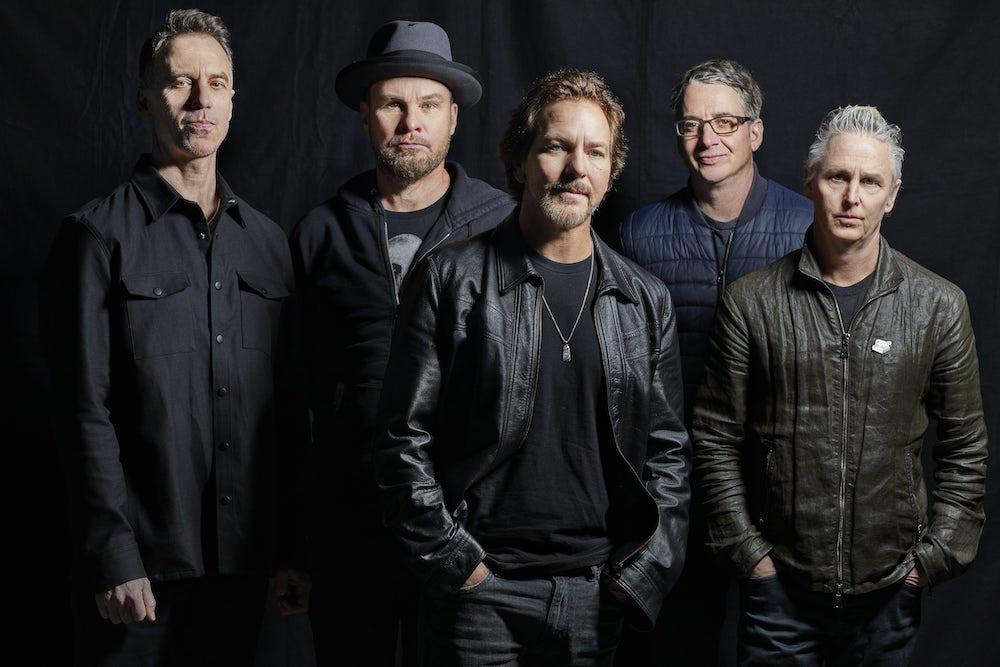 Pearl Jam Gigaton