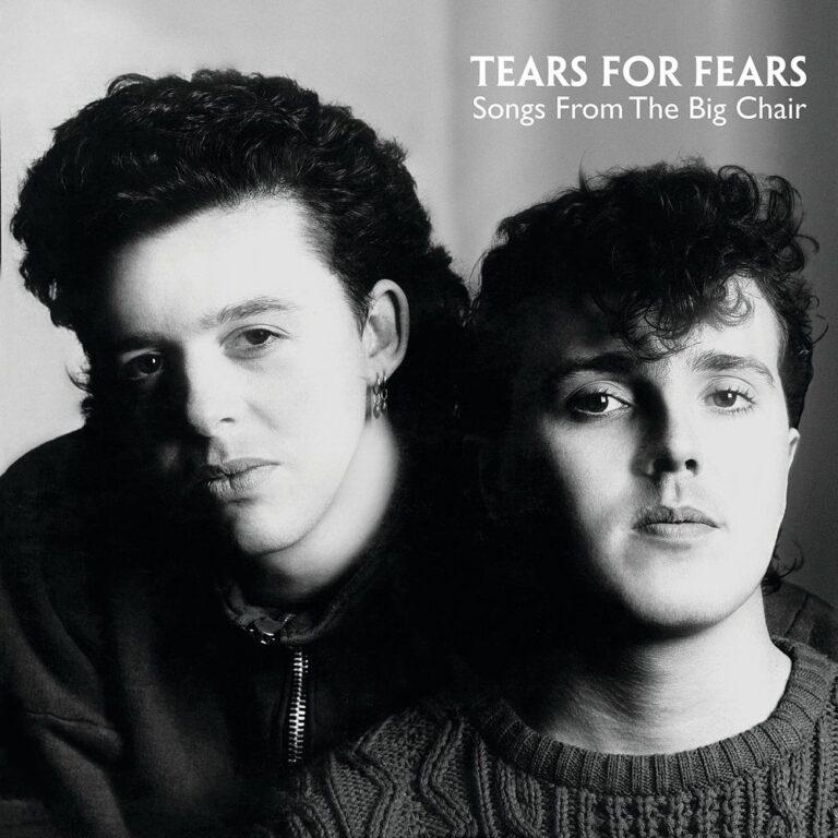 Tears for Fears sophomore album