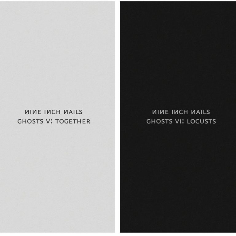 Nine Inch Nails Ghosts V VI