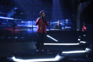 The Weeknd Debuts New Song 'Scared to Live' on <i> SNL </i>