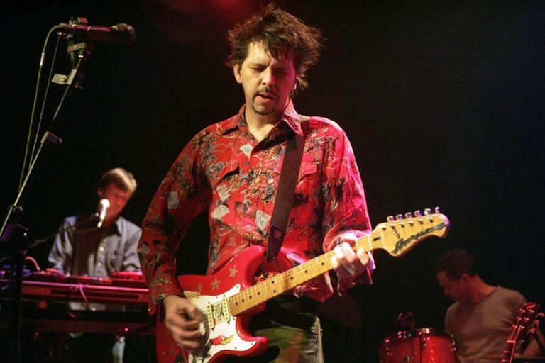 Musikgruppe, Folkmusik; USA, Saenger und Gitarrist Mark Linkous