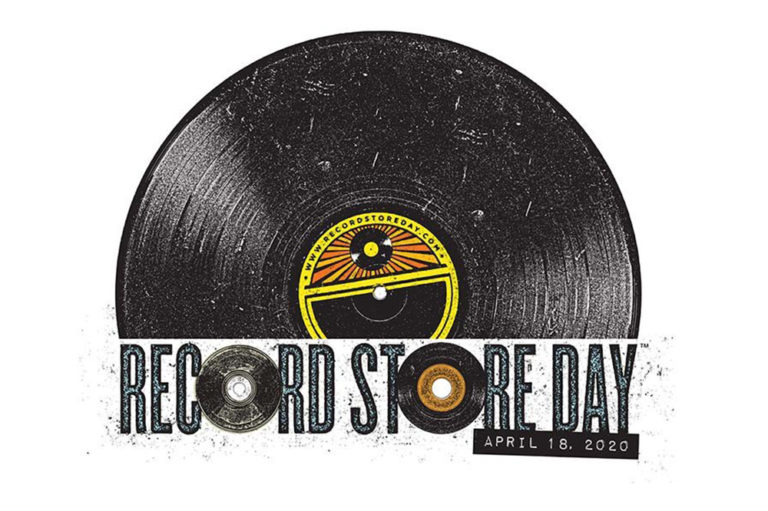 Record Store Day 2020 logo