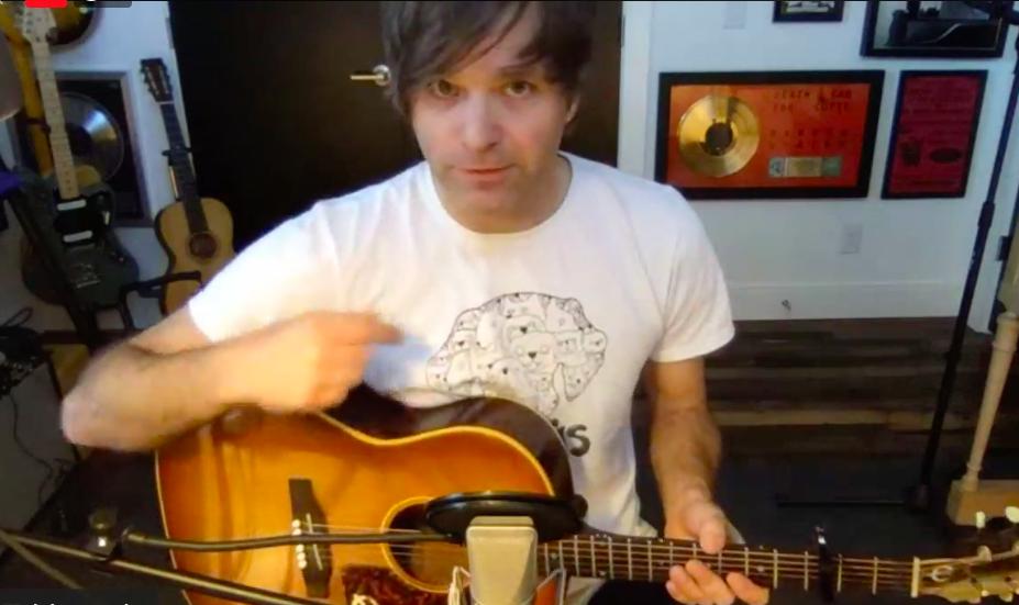 Ben Gibbard livestream