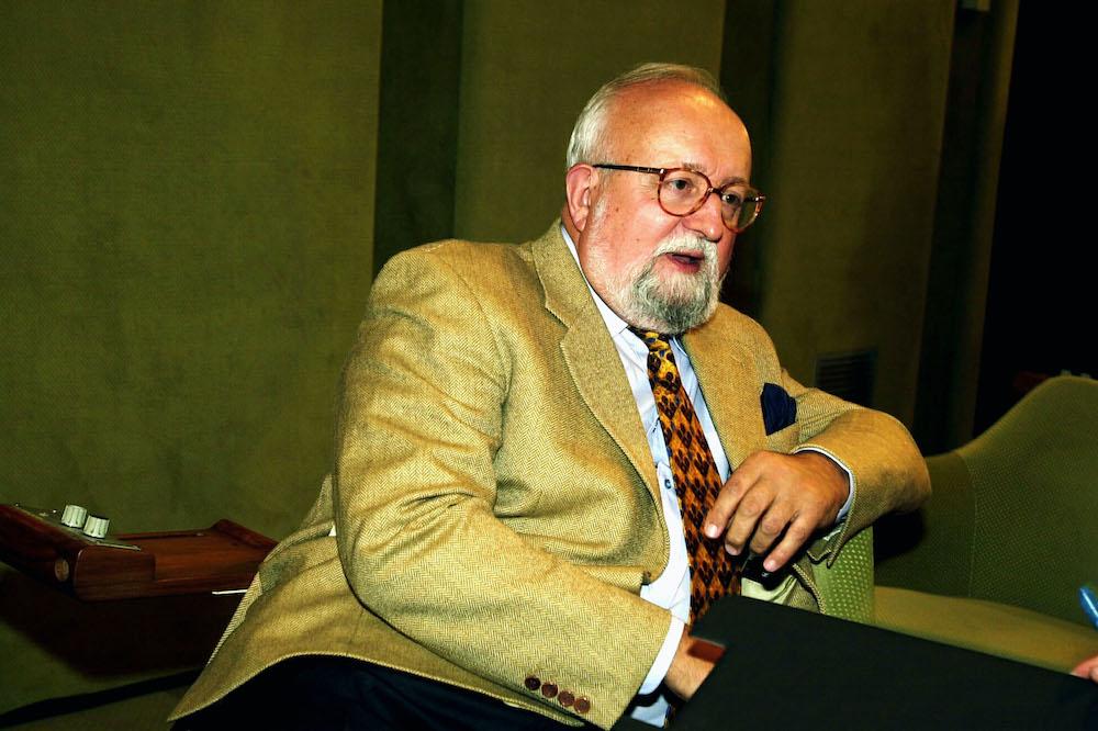 Krzysztof Penderecki dies at age 86