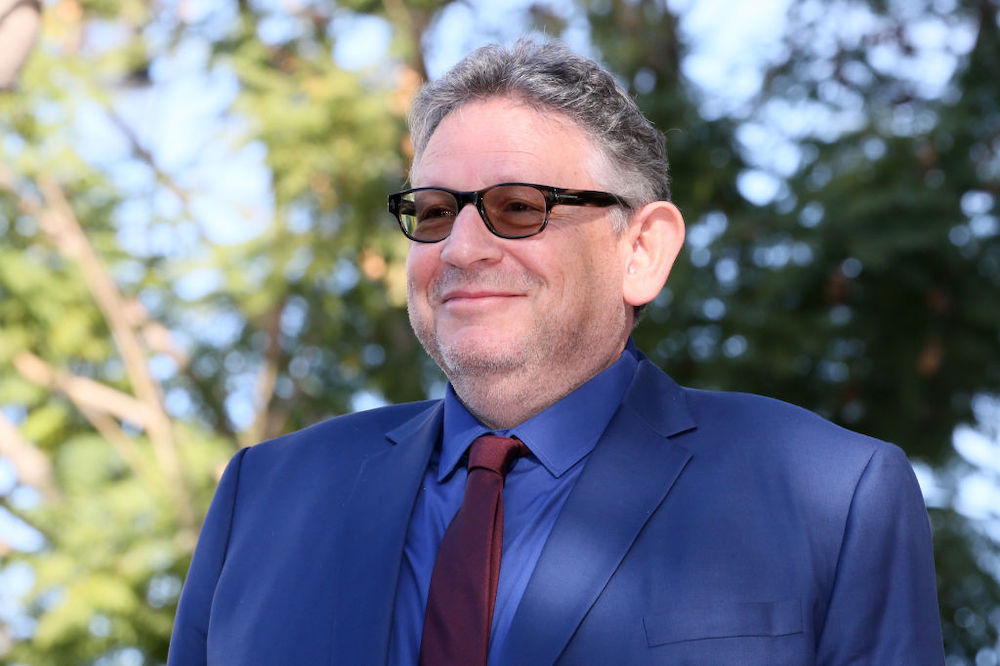 Lucian Grainge hospitalized with COVID-19