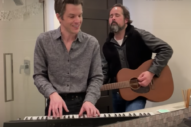 The Killers Live Debut 'Caution' From Brandon Flowers' Bathroom