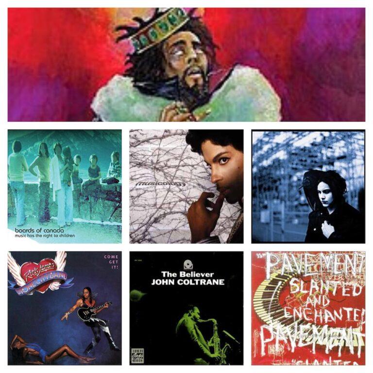 4/20 albums