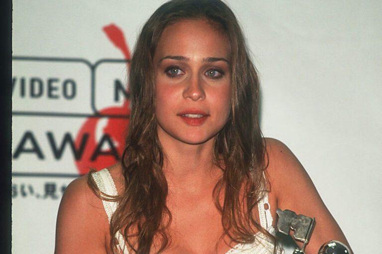Fiona Apple At MTV Music Awards