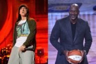 Eminem Once Invited Michael Jordan to Detroit So He Could Dunk on Him