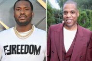 Jay-Z and Meek Mill's Criminal Justice Organization Is Donating 100,000 Masks to Prisons