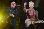 Billy Joel, Sting and More to Play <i>Rise Up New York!</i> Benefit Show