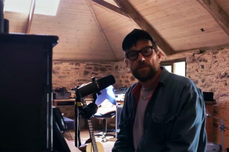 Damon Albarn Streaming from Isolation