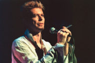 David Bowie's Previously Unreleased Live Album from <i>Outside</i> Tour Announced