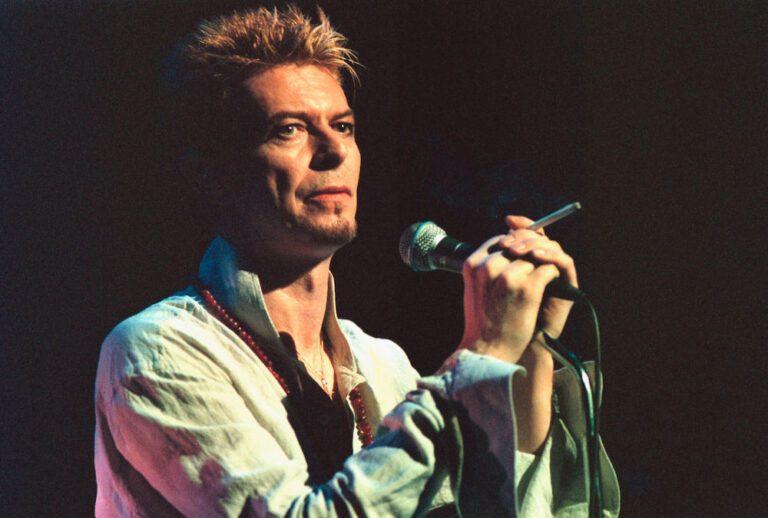 David Bowie Amsterdam