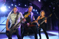 Metallica Donates $75,000 to Texas Food Banks