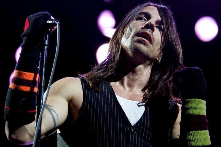 Anthony Kiedis 2006