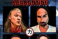 Chris Jericho Forms '80s KISS Cover Band Kuarantine