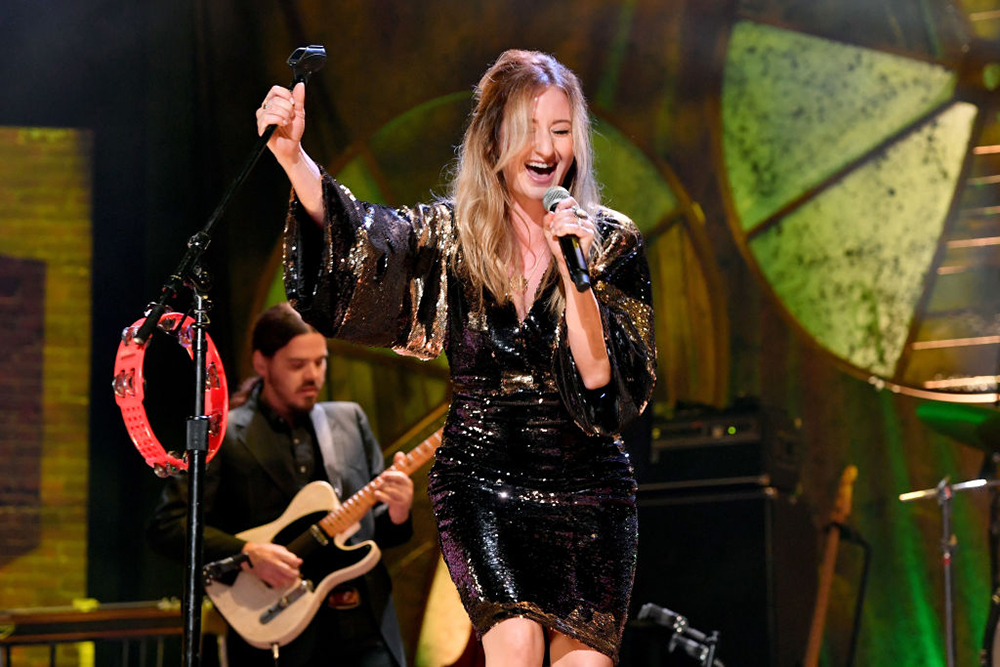 Margo Price at the Ryman in 2018