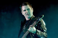 Muse's Matt Bellamy Gives Us Hope With 'Tomorrow's World'