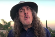 David Cross, Bryan Cranston, Jack Black and Many More Team Up to Sing Weird Al's 'Eat It'