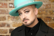 Boy George Has Written 'Six or Seven Albums' Worth of New Music in Quarantine, But It's Not All Good