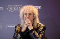 Brian May Says He Nearly Died From a 'Stomach Explosion' While Recovering From His Heart Attack