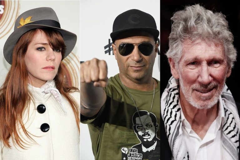 Musicians speaking out against racism