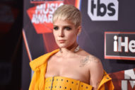 Halsey Shot With Rubber Bullets and Shrapnel During George Floyd Protest