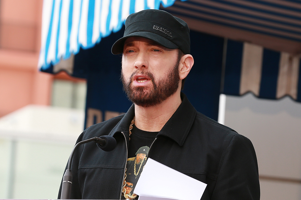 Eminem Names His All-Time Greatest Rappers