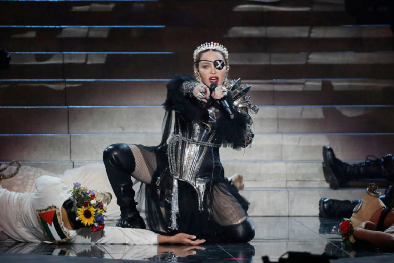 Madonna at Eurovision Song Contest 2019
