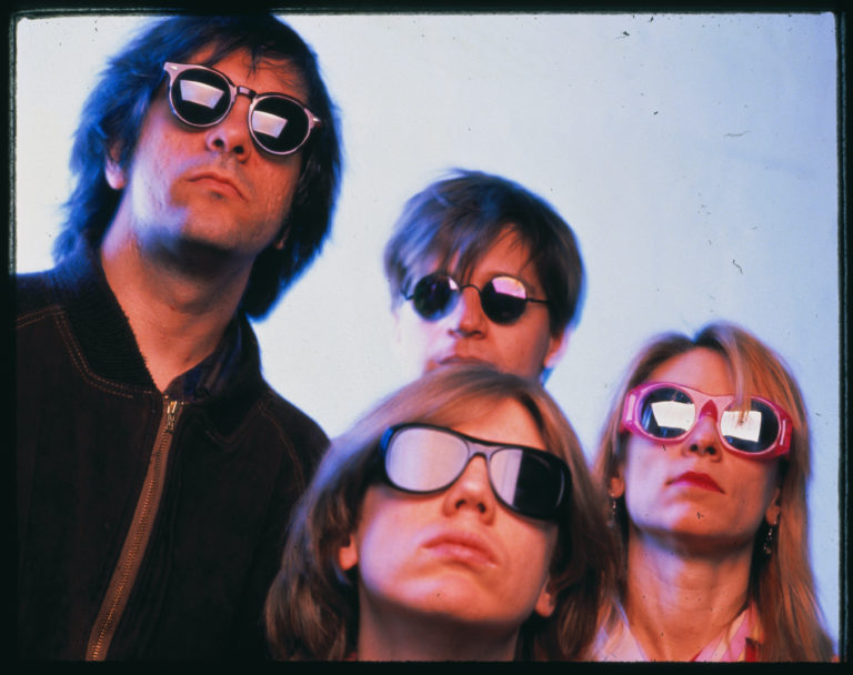 Sonic Youth 1990