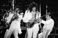 Queen Becomes Third Rock Band to Appear on UK Stamps