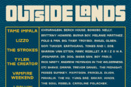 The Strokes, Tame Impala, Tyler, the Creator, Lizzo Headline Outside Lands 2021