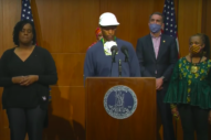 Pharrell Williams Joins Virginia Governor to Announce Juneteenth as State Holiday