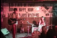 The White Stripes Perform 'Death Letter' in Rare Early Footage