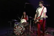 Watch the White Stripes' First TV Appearance