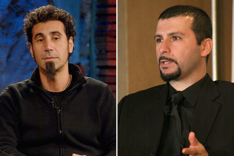 Serj Tankian John Dolmayan