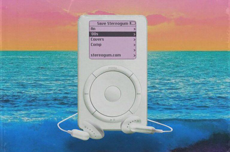 Stereogum Cover Compilation Album Art